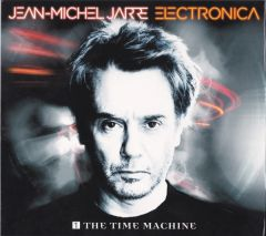 Electronica Vol. 1: The Time Machine - CD / Jean Michel Jarre / 2015