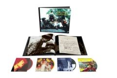 Electric Ladyland - 3CD+Blu-Ray (50th Anniversary Deluxe Edition) / Jimi Hendrix / 1968 / 2018