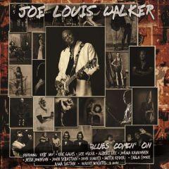 Blues Comin' On - LP (Hvid Vinyl) / Joe Louis Walker / 2020