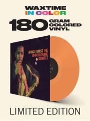 Africa/ Brass - LP (Orange Vinyl) / John Coltrane / 2019