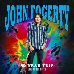 50 Year Trip | Live At Red Rocks - CD / John Fogerty / 2020