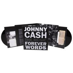 Johnny Cash: Forever Words - The Music - 2LP / Johnny Cash / 2018