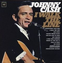 Walk the Line: Greatest HIts (1964) - LP / Johnny Cash / 1964 / 2017