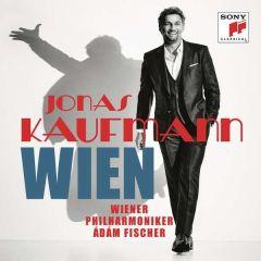 Wien - CD / Jonas Kaufmann / 2019