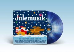 Julemusik - LP (Splattervinyl) / Various Artists / 2019