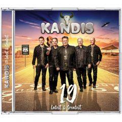 19 | Latest & Greatest - CD / Kandis / 2019