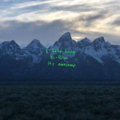 Ye - LP / Kanye West / 2018