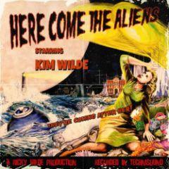 Here Come The Aliens - CD / Kim Wilde / 2018