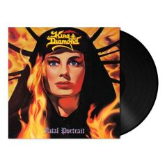 Fatal Portrait - LP / King Diamond / 1986 / 2020