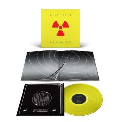 Radio-Aktivität - LP (German farvet vinyl) / Kraftwerk / 1975 / 2020
