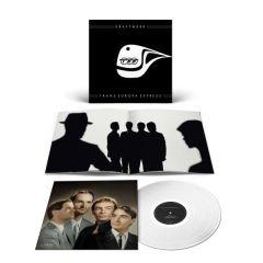 Trans-Europe Express - LP (English klar vinyl) / Kraftwerk / 1977 / 2020