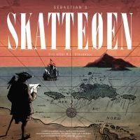 Skatteøen - CD+DVD / Sebastian / 1986 / 2018