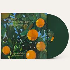 Violet Bent Backwards over the Grass - LP (Grøn vinyl) / Lana Del Rey / 2020