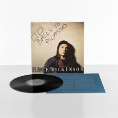 Balls To Picasso - LP / Bruce Dickinson (Iron Maiden) / 1994 / 2017