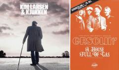 Øst For Vesterled - LP + Gasolin Magasin / Kim Larsen & Kjukken / 2017