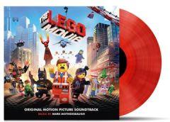 Lego Movie - LP (Rød vinyl) / Soundtrack   Mark Mothersbaugh / 2015