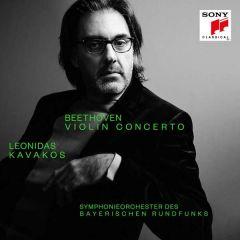 Beethoven: Violin Concerto - 2CD / Leonidas Kavakos   Beethoven / 2019