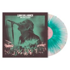 MTV Unplugged - LP (Splatterfarvet vinyl) / Liam Gallagher / 2020