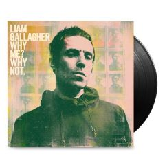 Why Me, Why Not - LP / Liam Gallagher / 2019