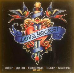 Love Rock - CD / Various Artists / 2014