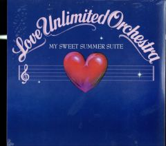 My Sweet Summer Suite - LP / Love Unlimited Orchestra / 1976 / 2019