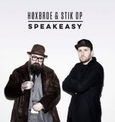 Speakeasy - LP / Høxbroe & Stik Op / 2016 / 2019