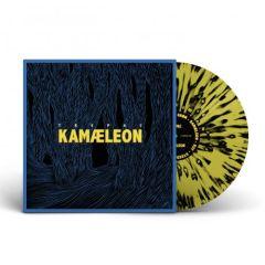 Kamæleon - LP (Gul/Sort/Blå Splatter Vinyl) / Trepac / 2018