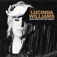 Good Souls Better Angels - 2LP (Klar vinyl) / Lucinda Williams / 2020