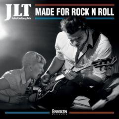 Made For Rock N Roll - LP (RSD 2018 Guld Vinyl)) / John Lindberg Trio (JLT) / 2018
