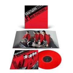 The Man-Machine - LP (English farvet vinyl) / Kraftwerk / 1978 / 2020