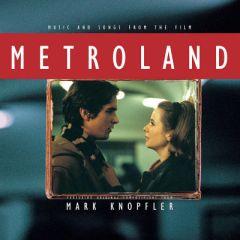 Music And Songs From The Film Metroland - LP (RSD 2020 Klar Vinyl) / Mark Knopfler | Soundtrack / 2020