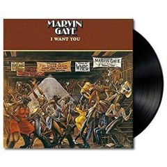I Want You - LP / Marvin Gaye / 1976 / 2016