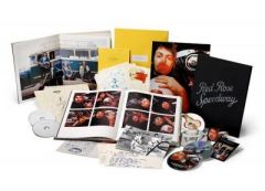 Red Rose Speedway - 3CD+2DVD+Blu-Ray (Deluxe Bokssæt) / Paul McCartney / 2018