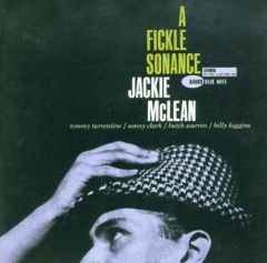 A Fickle Sonance - LP / Jackie Mclean / 1961/2020