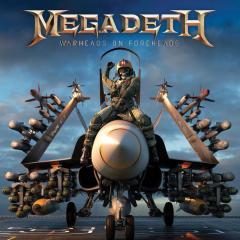 Warheads On Foreheads - 4LP / Megadeth / 2019