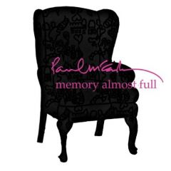 Memory almost full - cd / Paul McCartney / 2007