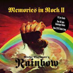 Memories in Rock II - 2CD+DVD / Ritchie Blackmore's Rainbow / 2018