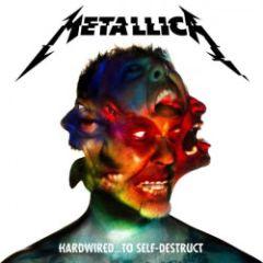 Hardwired... To Self-Destruct - 3CD (Deluxe) / Metallica / 2016
