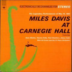 At Carnegie Hall - 2cd / Miles Davis / 1961