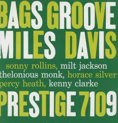 Bags' Groove - CD / Miles Davis / 1954