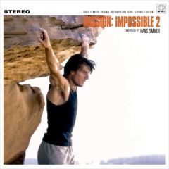 Mission: Impossible 2 - 2LP / Hans Zimmer | Soundtrack / 2000 / 2020