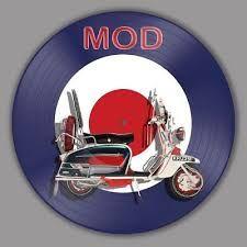 Mod - LP (Picture disc) / Various Artists / 2018