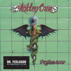Dr. Feelgood | 30th Anniversary - CD / Mötley Crüe / 1989 / 2019