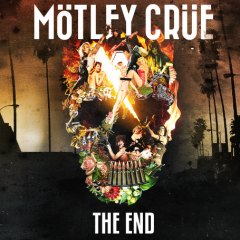 The End - Live In Los Angeles - CD+DVD / Mötley Crüe / 2016