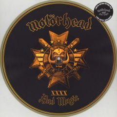 Bad Magic - LP (Picture disc) / Motörhead / 2015 / 2017