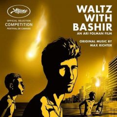 Waltz With Bashir - 2LP / Max Richter | Soundtrack / 2020