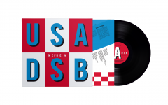 USADSB - LP (Sort Vinyl) / Nephew / 2004 / 2019
