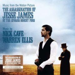 The Assassination of Jesse James by the Coward Robert Ford - LP (Farvet vinyl) / Nick Cave & Warren Ellis   Soundtrack / 2019