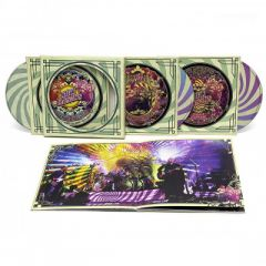 Live At The Roundhouse - 2CD+DVD / Nick Mason's Saucerful Of Secrets / 2020