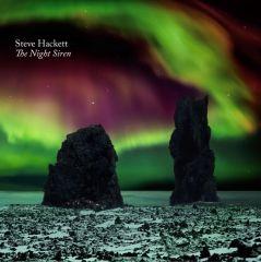 The Night Siren - CD / Steve Hackett / 2017